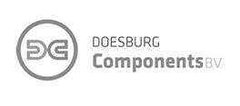 Logo van Doesburg Component